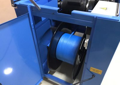เครื่องรัดกล่อง (Strapping Machine)  เครื่องรัดกล่องนำเข้า เครื่องรัดกล่องมือ1 เครื่องรัดกล่องมื2 เครื่องรัดกล่อจีน เครื่องรัดกล่องไต้หวัน บริษัทธนทัศน์ แพคเกจ แอนด์ เซอร์วิส TNTSERVICE