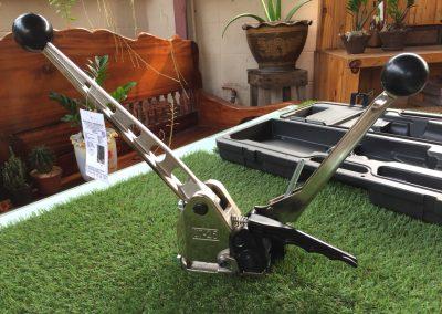 เครื่องรัดเหล็กพืด รุ่นmul-25