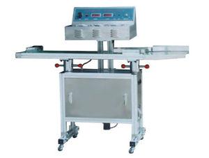 เครื่องซีนฝาขวดด้วยฟอยล์ รุ่น LGYF-2000-I continuous induction sealer
