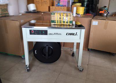 เครื่องแพ็ดกล่อง CHALI JN740 ( ทรงโปร่ง )