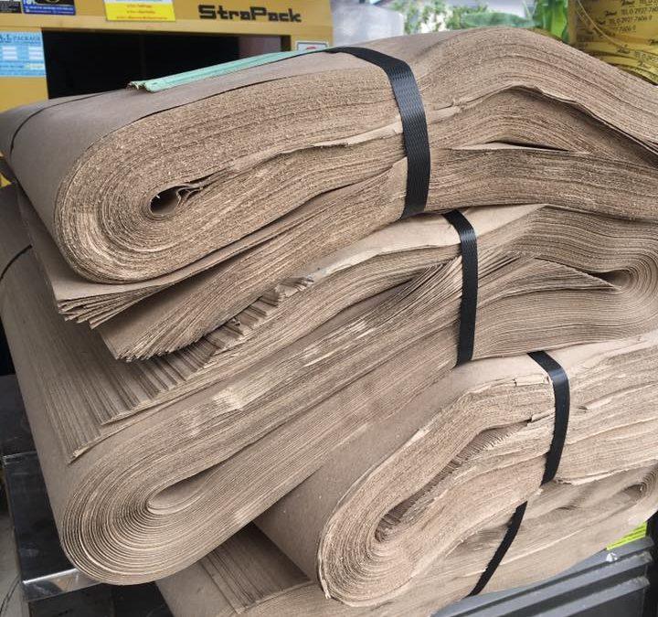 #กระดาษห่อของสีน้ำตาล? #กระดาษสีน้ำตาล?  ขอบคุณที่…