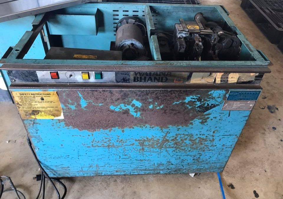 #บริการซ่อมเครื่องแพ็คกล่อง? #ช่างซ่อมเครื่องแพ็คก…