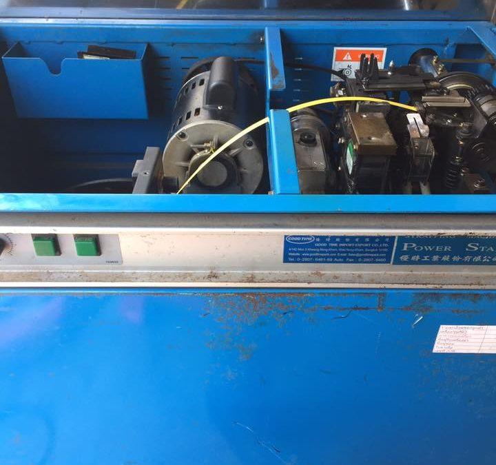 #ซ่อมเครื่องรัดกล่อง? #ช่างซ่อมเครื่องรัดกล่อง?  บ…